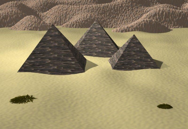 pyramieden